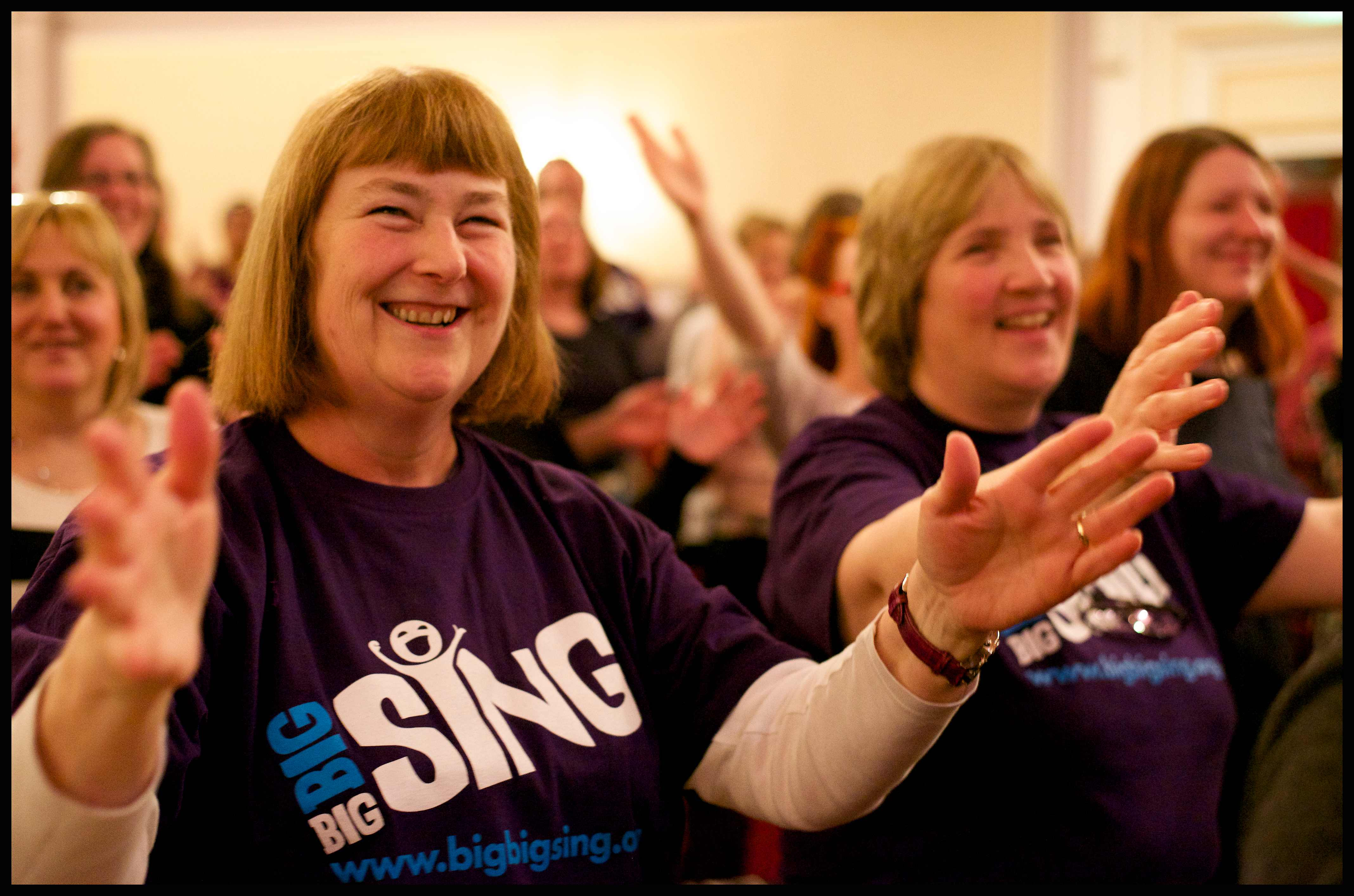 BIG BIG SING DAY – ABERDEEN