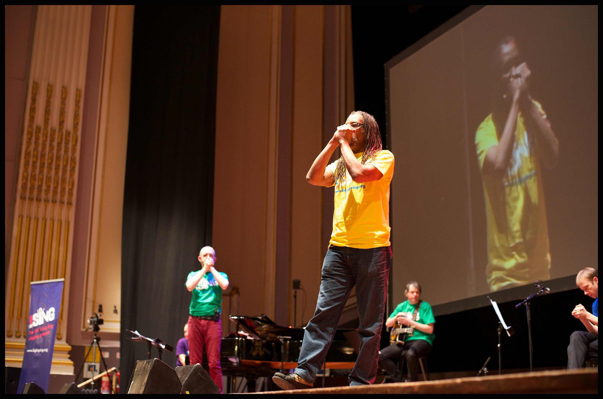 BIG BIG SING DAY – SOUTHBANK CENTRE, LONDON