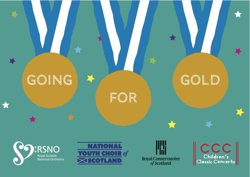 GOING FOR GOLD – GLASGOW