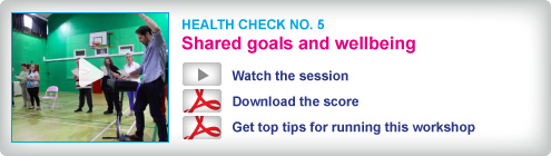 Choir Doctor Health Check 5